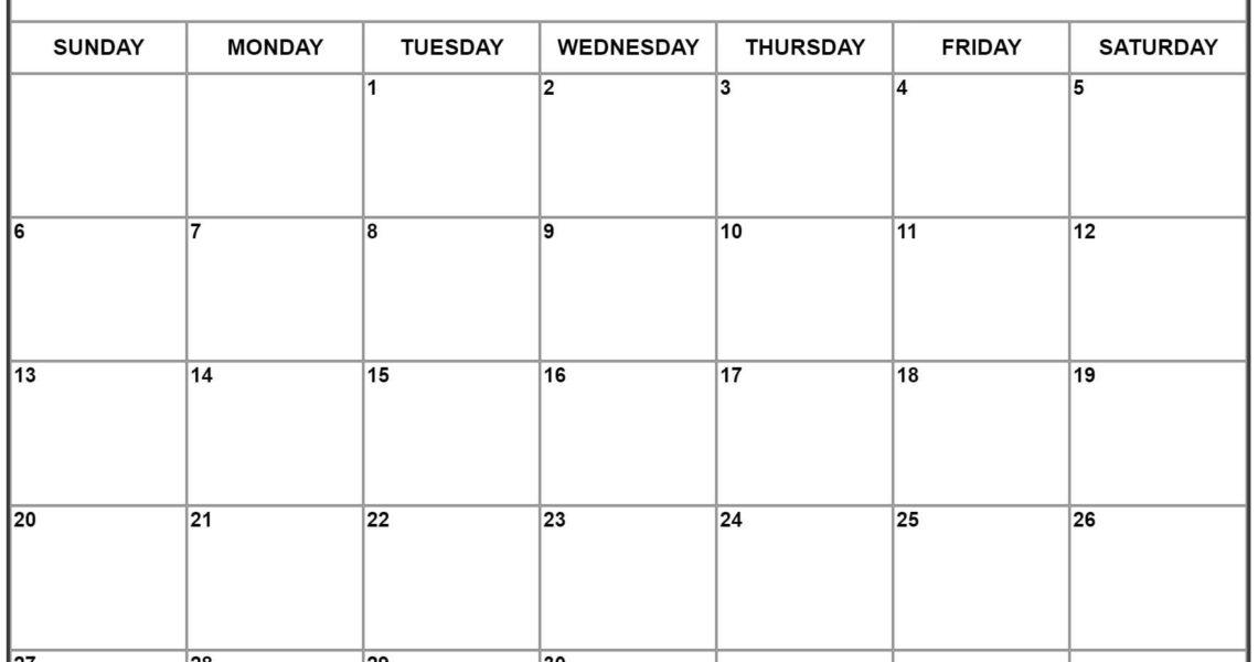 September 2020 Calendar | Free Printable Monthly Calendars_Blank Calendar For September 2020