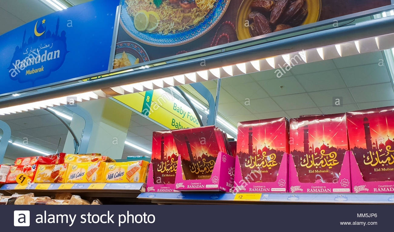 Shawwal Stock Photos & Shawwal Stock Images - Alamy_Ramadan Countdown Calendar Morrisons
