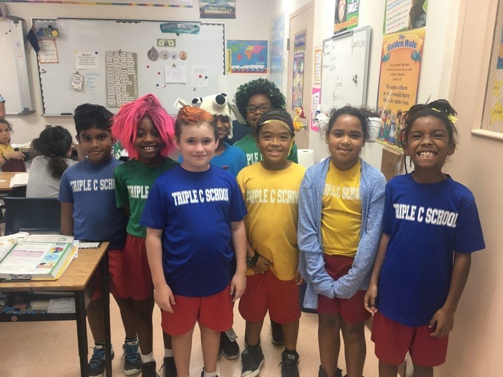 Spirit Week At Triple C School - Triple C School_Triple C School Calendar