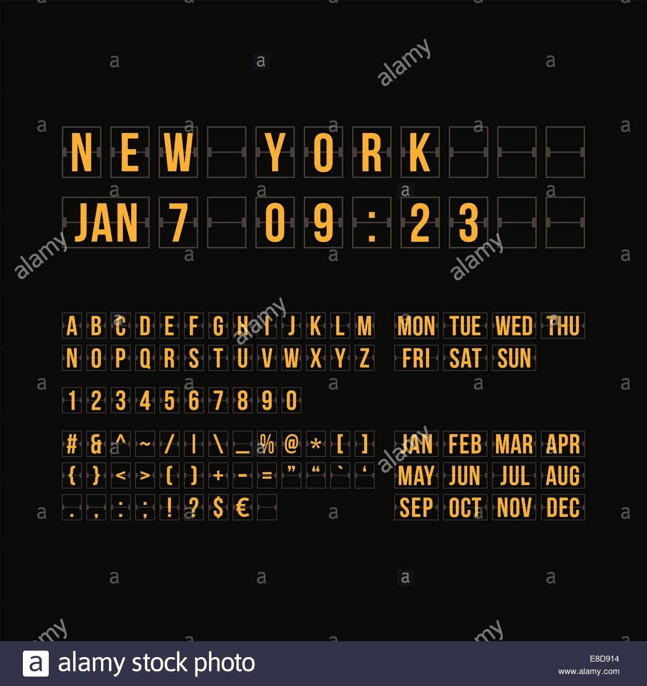Tear Off Day Calendar Stock Photos & Tear Off Day Calendar Stock_Calendar Countdown Between Dates