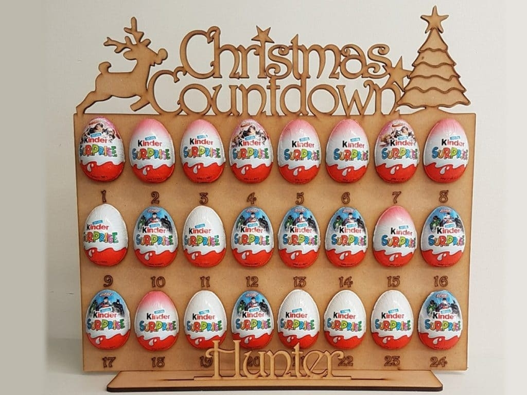 These 2018 Advent Calendars Will Blow Your Mind | Happy Mum Happy Child_Advent Calendar Countdown Nz