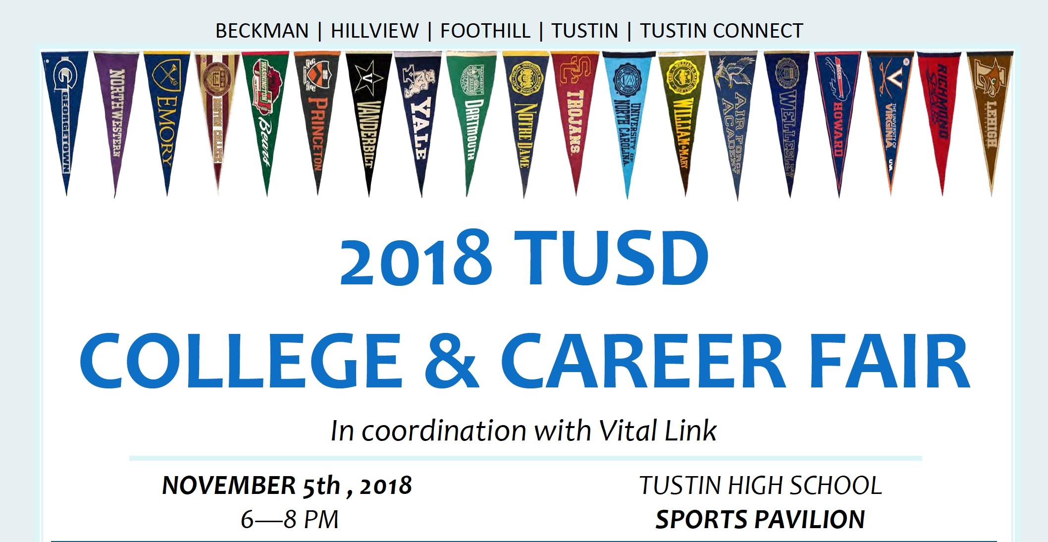 Tustin Unified School Calendar 2018 2019 Printed For Cost-Free_School Calendar Tustin Unified