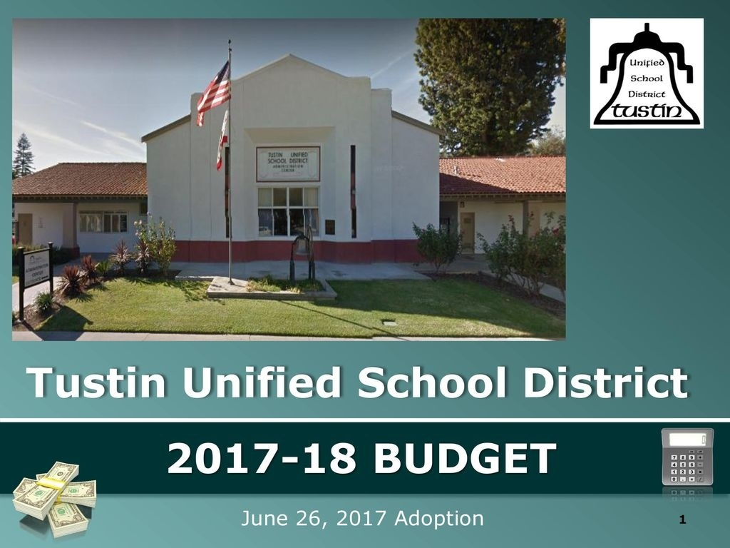 Tustin Unified School District - Ppt Download_School Calendar Tustin Unified