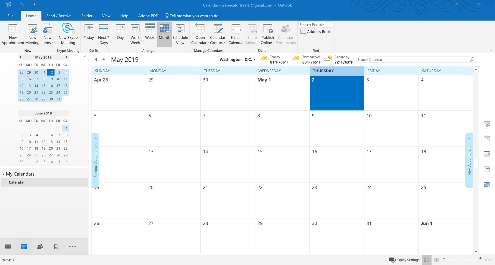 Tutorial: Working With The Calendar  </p>   </div>        <br>     <div class=