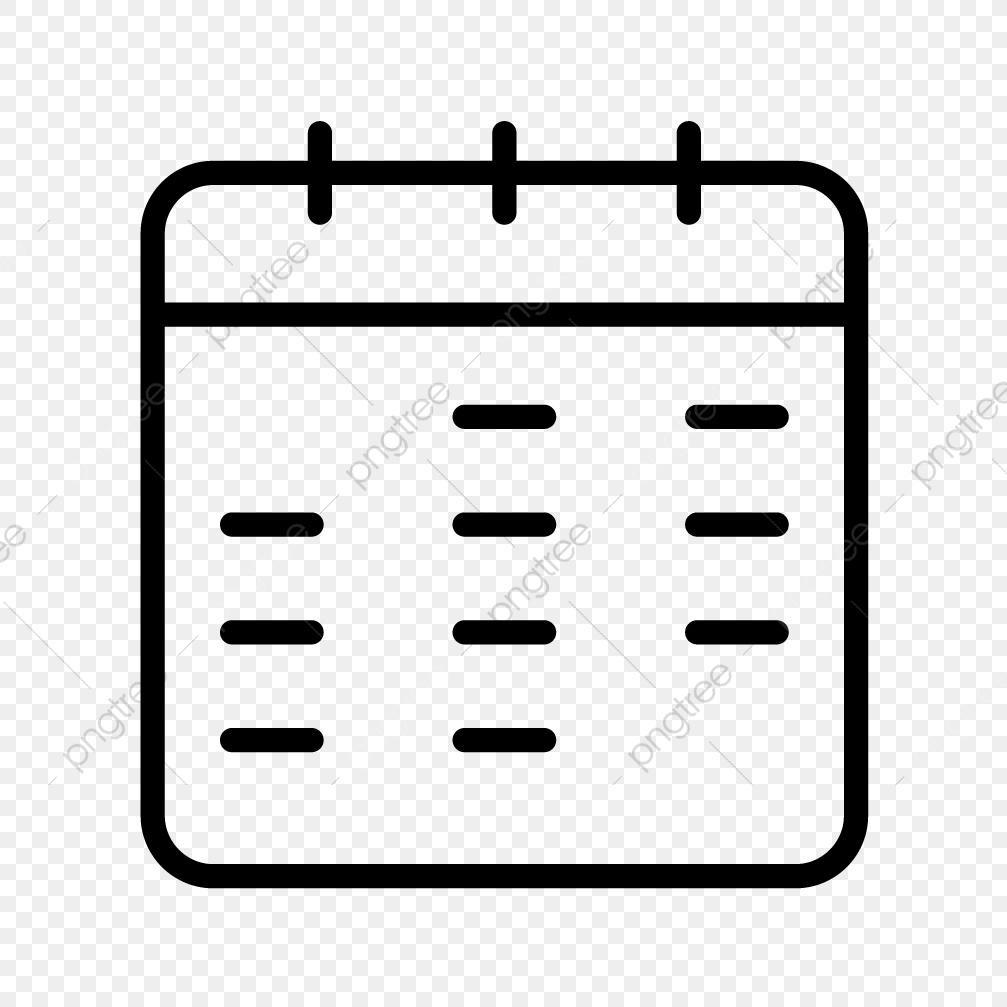 Vector Calendar Icon, Calendar Icon, Date Icon, Event Icon Png And_Event Calendar Icon Png