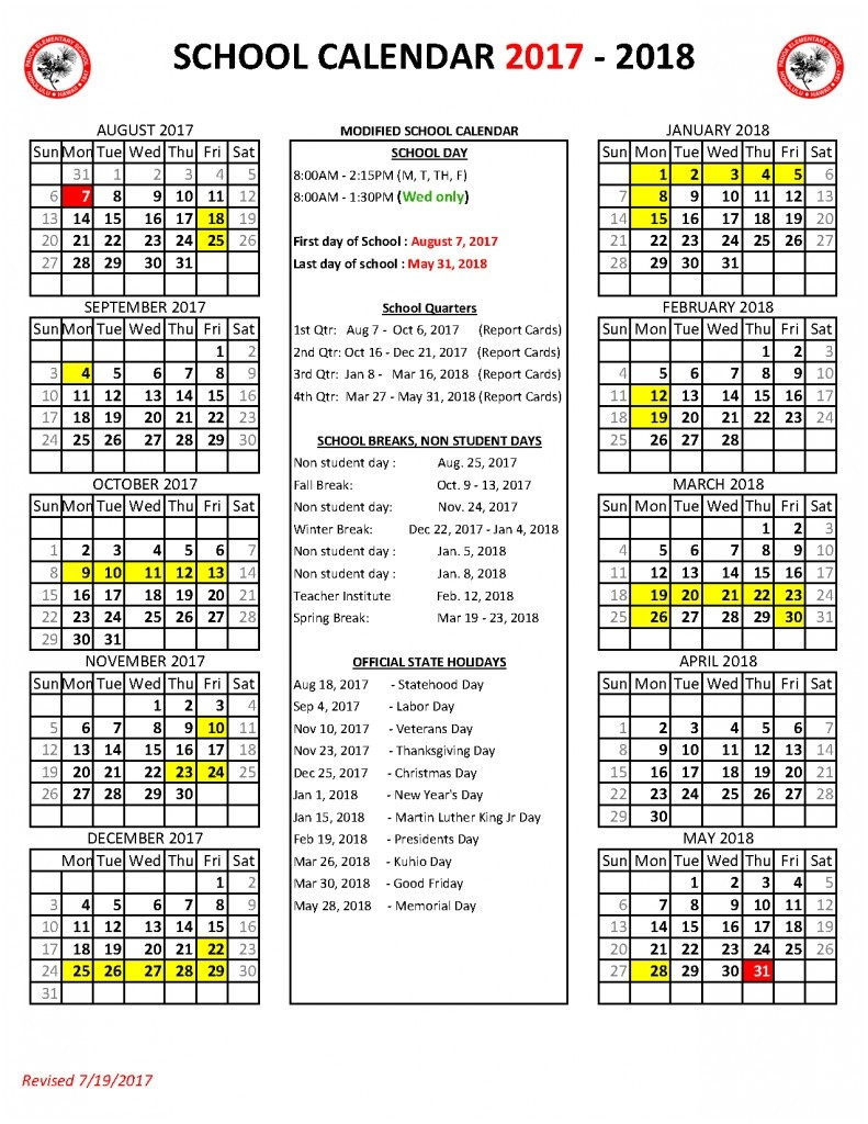 Volusia County School Calendar | Nicegalleries_School Calendar Volusia 2020