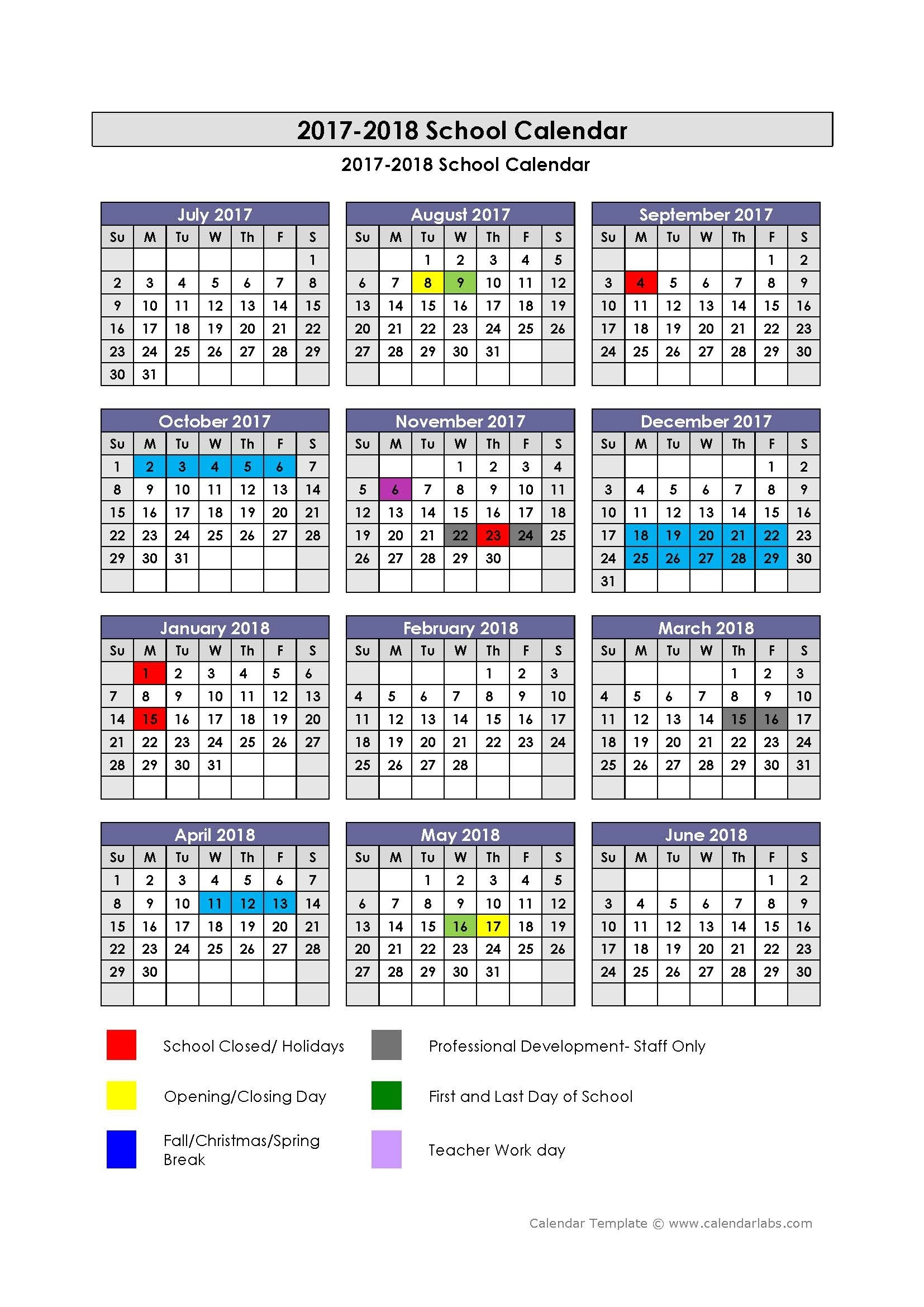 Web Resources_School Calendar Lexington Ky