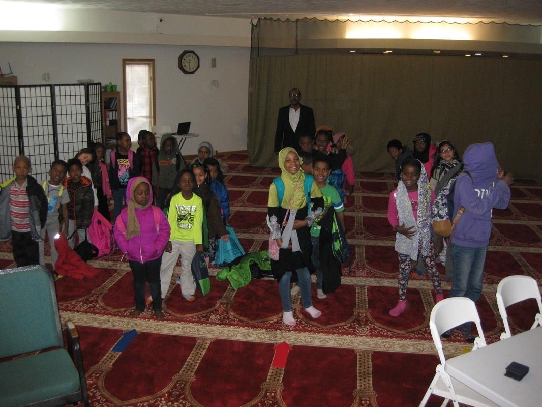 Weekend School - Iowa City Mosque_School Calendar Iowa City