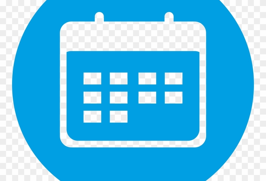 When September 5-7,2018 - Calendar Icon Png Orange Clipart (#460253_Calendar Icon Png Orange