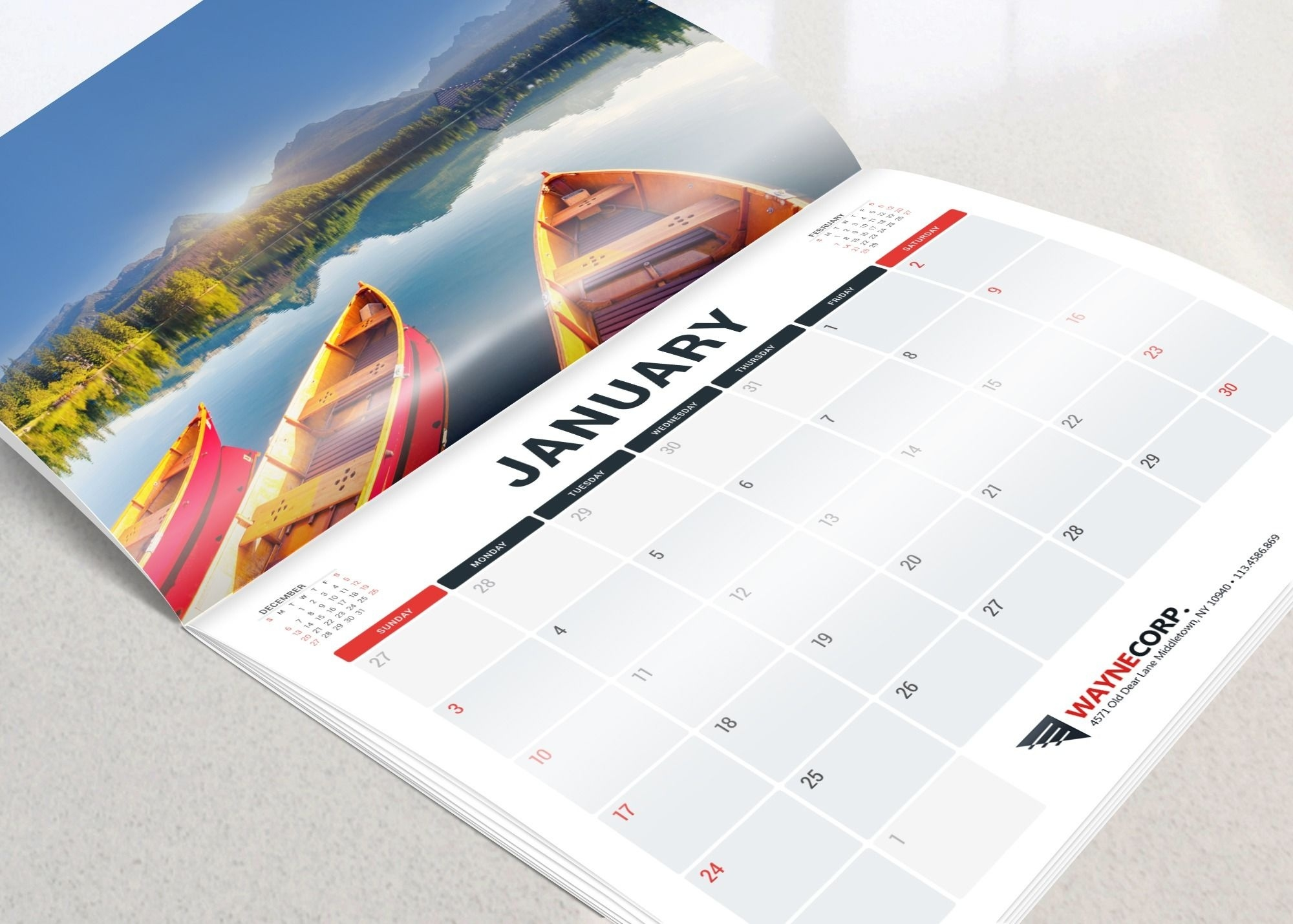 Wholesale Calendar Printing | Contact Color Fx Web_Custom Calendar Printing Bulk