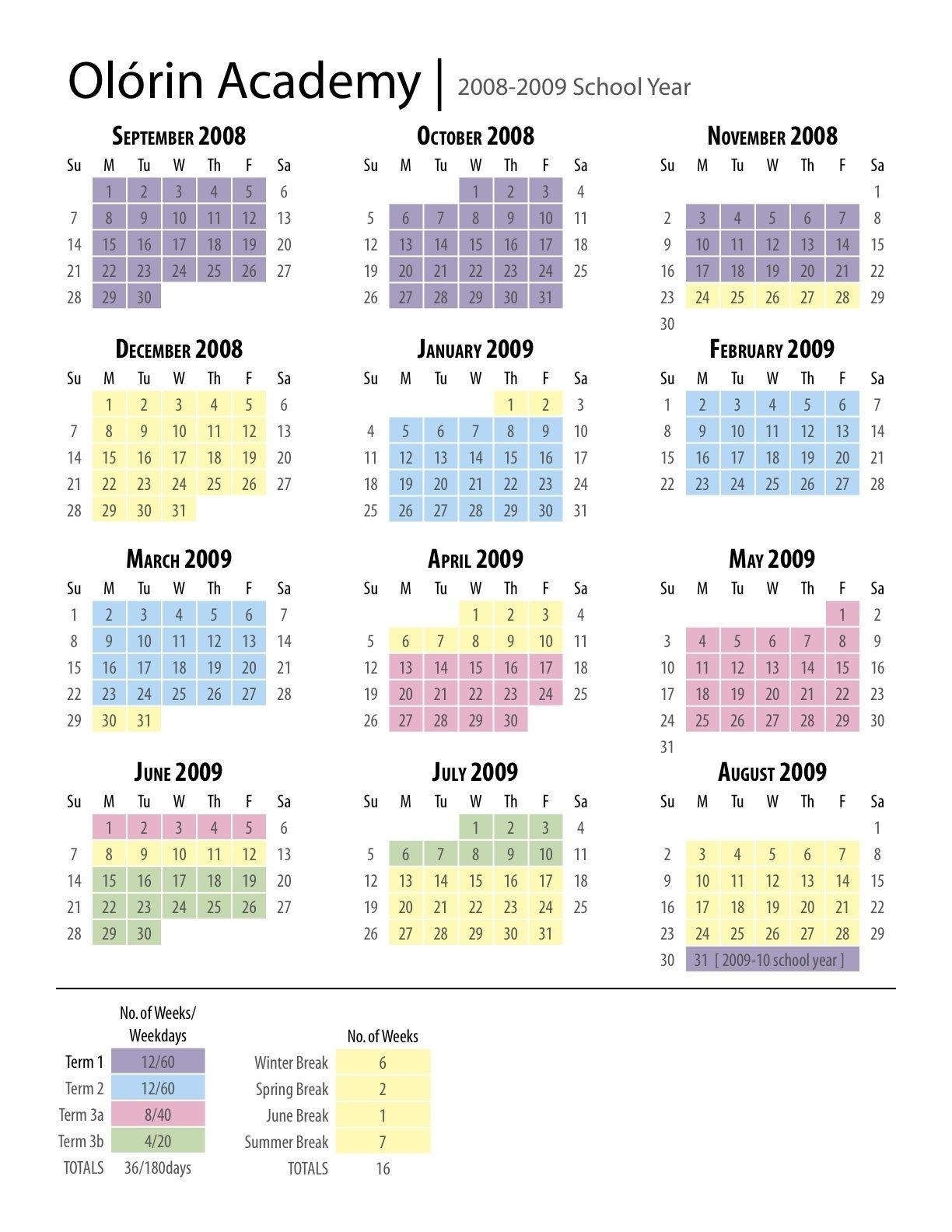 Year-Round Schedule  </p>   </div>        <br>     <div class=