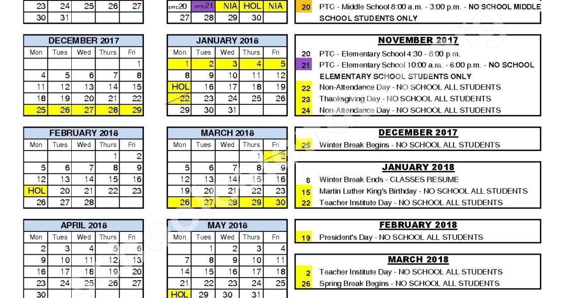 York Community High School Calendars – Elmhurst, Il_York 1 School Calendar